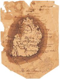 Ile de France [manuscript title]
