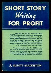 image of SHORT STORY WRITING FOR PROFIT