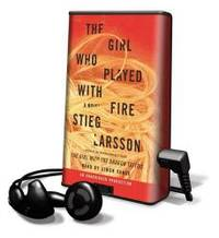 image of The Girl Who Played with Fire (Playaway Adult Fiction)