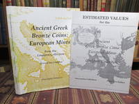 image of Ancient Greek Bronze Coins: European Mints from the Lindgren Collection [with] Estimated Values for the Ancient Greek Bronze Coins....