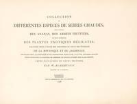 Collection de Differéntes Espèces de Serres Chaudes, pour Forcer des Ananas, des Arbres Fruitiers, et pour Preserver des Plantes Exotiques Délicates