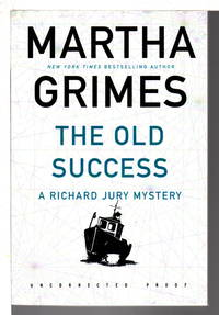 image of THE OLD SUCCESS: A Richard Jury Mystery.