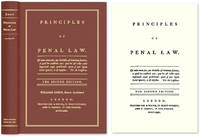 Principles of Penal Law. The Second edition