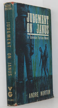 Judgement On Janus by  Andre Norton - 1st Edition 1st Printing - 1964 - from Durdles Books (IOBA) (SKU: 002316)