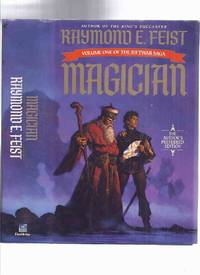 Magician, volume 1 of The Riftwar Saga  -by Raymond E Feist -a Signed Copy ( The Author's...