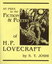 image of An Index to the Fiction & Poetry of H. P. Lovecraft