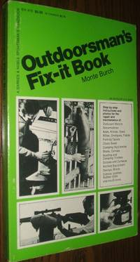 image of Outdoorsman's Fix-It Book
