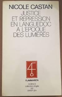 image of Justice et répression en Languedoc à l' époque des lumières
