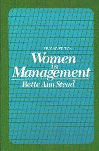 Women In Management. Second Edition