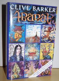 Abarat. Advanced Reading Copy.