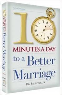 10 Minutes A Day To a Better Marriage