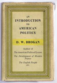 An Introduction to American Politics