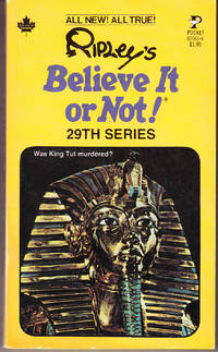 Ripley's Believe it or Not! 29th Series