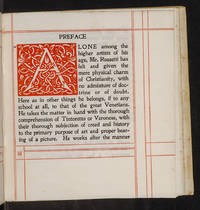 Blessed Damozel, The by  Thomas B  Charles; MOSHER - Signed First Edition - from David Brass Rare Books, Inc. (SKU: 04681)