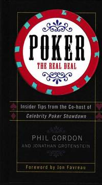 Poker The Real Deal: Insider Tips from the Co-Host of Celebrity Poker Showdown