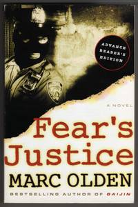 Fear's Justice [COLLECTIBLE ADVANCE READER'S EDITION]