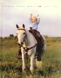Arabian Horse World July 1992