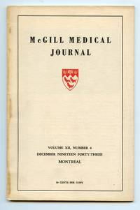 image of McGill Medical Journal, December 1943