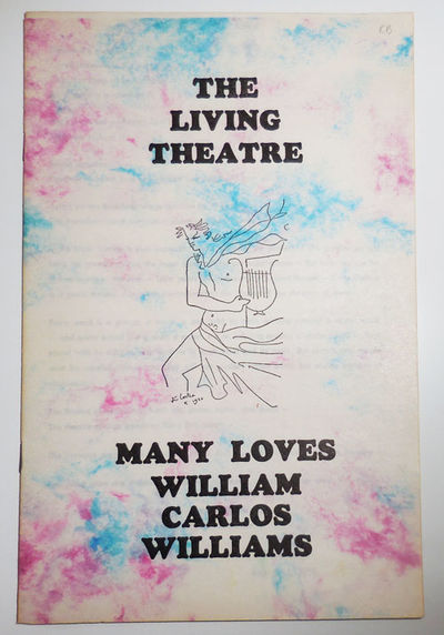 New York: Living Theatre, 1959. First edition. Paperback. Fine. Stapled decorated wrappers. 16 unnum...