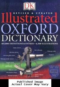 image of DK Illustrated Oxford Dictionary