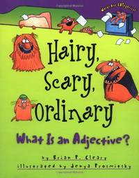 Hairy, Scary, Ordinary: What Is an Adjective? (Words Are Categorical (R))