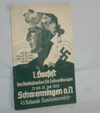 Amtl. Fuhrer Zum 1 Gaufest Des R.f.L., 43
