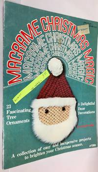 Macrame Christmas Magic (Craft Book)