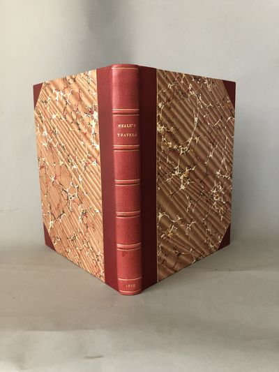 London: Longman, Hurst, Rees, Orme, and Brown, 1818. First edition, rebound in modern calf and marbl...