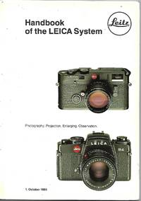 Handbook of the LEICA System (Leitz User Manual October 1984)