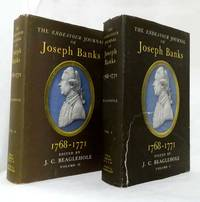 image of The Endeavour Journal of Joseph Banks 1768-1771 [Two Volume set]
