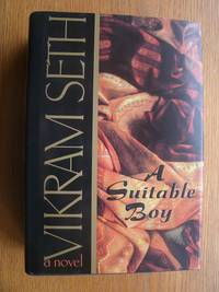 A Suitable Boy by  Vikram Seth - First US edition first printing - 1993 - from Scene of the Crime Books, IOBA (SKU: 19910)