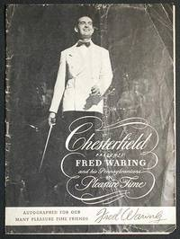 Chesterfield Presents Fred Waring and his Pennsylvanians in Pleasure Time
