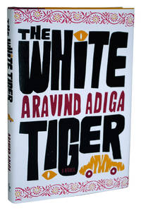 image of THE WHITE TIGER - REVIEW COPY