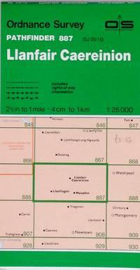 Pathfinder map sheet 887: Llanfair Caereinion