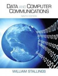 Data and Computer Communications (9th Edition) by William Stallings - Paperback - 2010-07-01 - from Books Express and Biblio.com