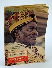 Weekend Magazine, February (Feb.) 19, 1966 -  Jomo Kenyatta Cover Photo / Hockey Iron Man Andy Hebenton / Fashion Designer Mary Chang of Vancouver