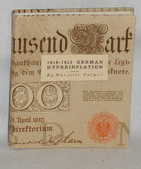 1918-1923 German Hyperinflation