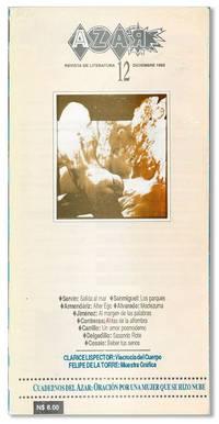 Azar: Revista de Literatura. No. 12, Diciembre, 1992