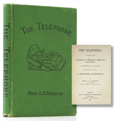 Boston: Lee & Shepard, Publishers. New York Charles T. Dillingham, 1877. First edition. Illustrated....