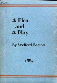 A Plea and a Play