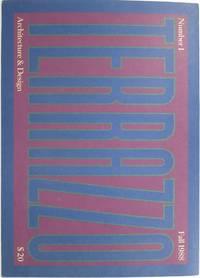Terrazzo: A Biannual Publication on Architecture and Design, Volume I