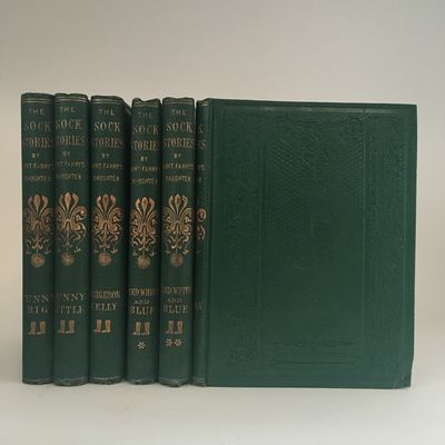 New York: Leavitt & Allen, 1863. Tops slightly dusty and bookplates in each, else a nearly fine set....