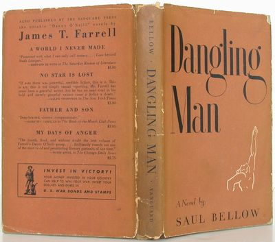 Vanguard, 1944. 1st Edition. Hardcover. Near Fine/Very Good. First edition of the author's first boo...