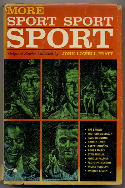New York: Franklin Watts, 1962. Hardcover. Very Good/Near Fine. First edition. Illustrated by Julio ...