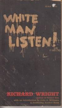 White Man Listen!
