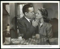 CASABLANCA (Original Vintage 1942 Still Photograph of Humphrey Bogart and Ingrid Bergman from the  Film's First Release)