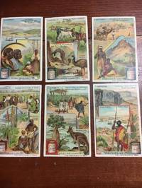 L'Australie: Set of Six  Advertising Trade Cards