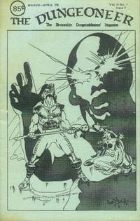 image of The Dungeoneer: Vol. II, No. 1; Issue 7; March-April '78