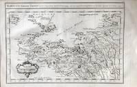 Karte von Gross Thibet zu der Allgemeinen Reisebeschreibung. Aus den Englischen Schriftstellern...
