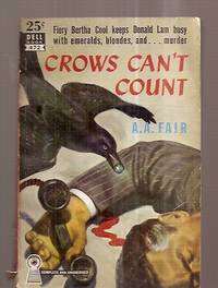 image of CROWS CAN'T COUNT: A DONALD LAM AND BERTHA COOL MYSTERY